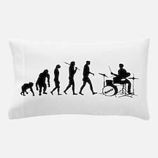 Drummers Drum Pillow Case