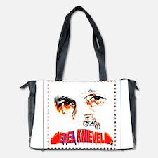 Evel Knievel Diaper Bag