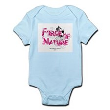 Force of Nature Infant Bodysuit