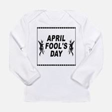 April Fools Day Long Sleeve T-Shirt