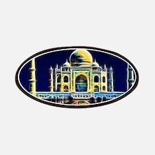 Taj Mahal, Agra, India Patch