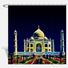Taj Mahal, Agra, India Shower Curtain