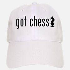 got chess? Baseball Baseball Cap