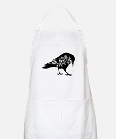 Fancy Raven Apron
