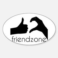 thefriendzone Decal