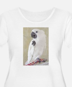 Cockatoo Plus Size T-Shirt