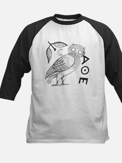 Athenian Owl Baseball Jersey