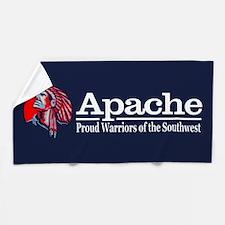 Apache Beach Towel