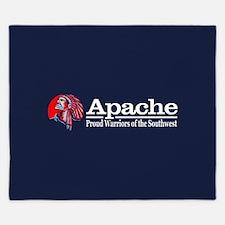Apache King Duvet