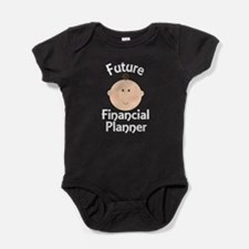 Future Financial Planner Baby Bodysuit