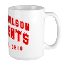 Wilson Presidents Mug