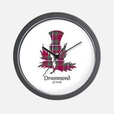 Thistle - Drummond of Perth Wall Clock