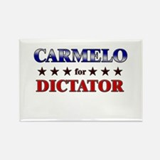 CARMELO for dictator Rectangle Magnet