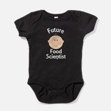 Future Food Scientist Baby Bodysuit