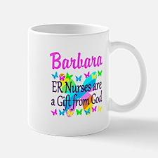 ER NURSE PRAYER Small Small Mug