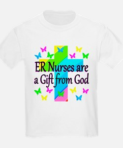 ER NURSE FAITH T-Shirt