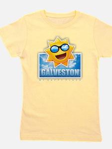 Galveston Girl's Tee