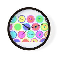 Cute Bjork Wall Clock
