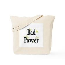 Dad Power Tote Bag