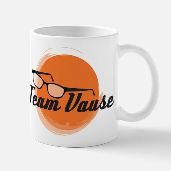 Team Vause Orange Mug