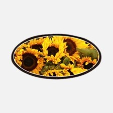 sunflowers at Almaden valley Art and Wine fe Patch