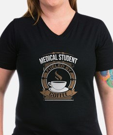 Medical Student Fueled By Coffee T-Shirt