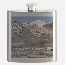 Mammoth Hot Springs, YNP Flask