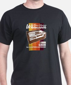 Betamax Video T-Shirt