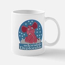 Deplorables for Trump Mugs