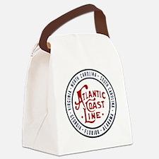 Cute Florida coast Canvas Lunch Bag