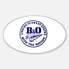 Cute Linking Sticker (Oval)