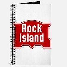 Rock Island Railway logo Journal