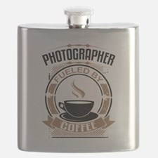Photographer Fueled By Coffee Flask
