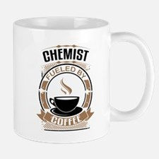Chemist Fueled By Coffee Mugs