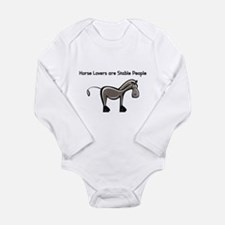 Horse Lovers Body Suit