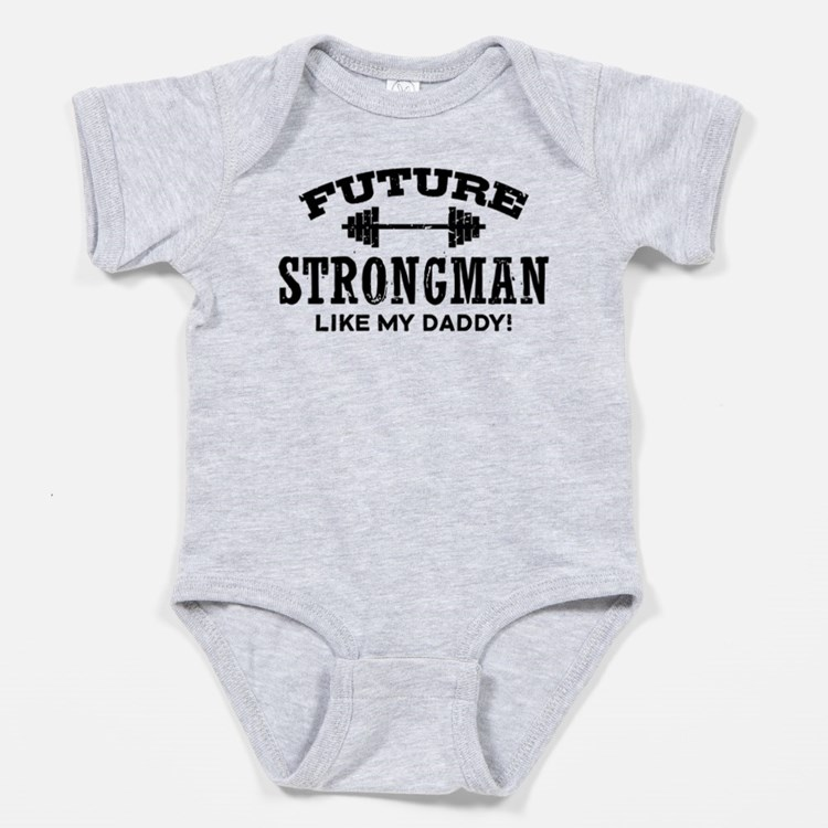 Cute Trainer Baby Bodysuit