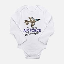 Air Force Grandpa Body Suit