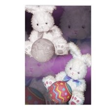 "Ostara ""Easter"" Bunny w/ Ball Postcards (Package o"