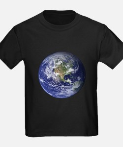 Western Earth from Space T