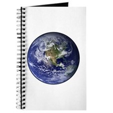 Western Earth from Space Journal