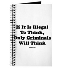 If Thinking Is Illegal Journal