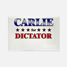 CARLIE for dictator Rectangle Magnet