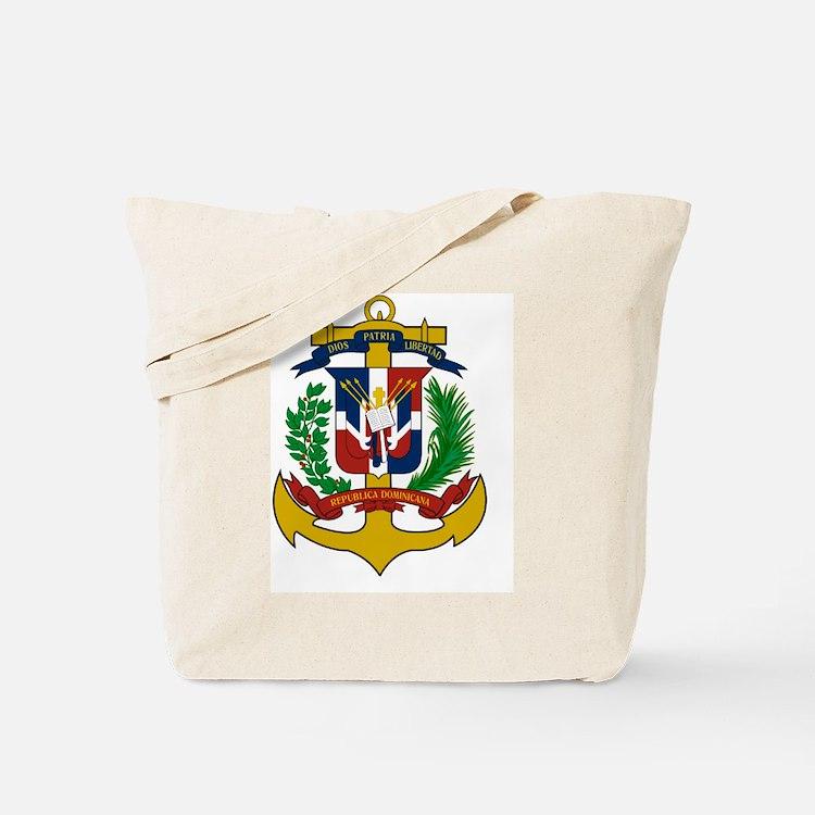 Cute Dominican republic Tote Bag