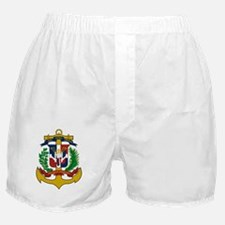 Cute Dominican republic Boxer Shorts