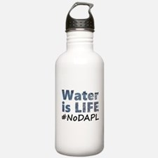 Water is Life - #NoDAP Water Bottle