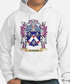 Tucker Coat of Arms - Family Cre Hoodie