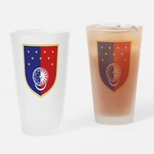 Unique Bosnian Drinking Glass