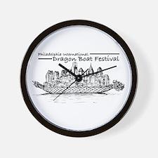 Phila Int'l Dragonboatfest Wall Clock