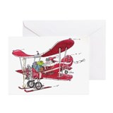 Aviation Greeting Cards (10 Pack)