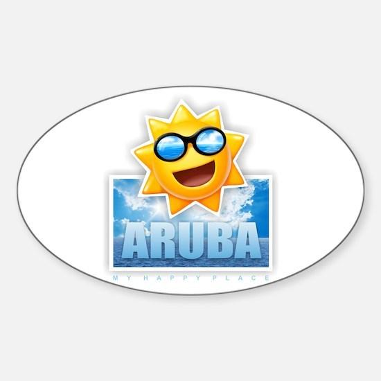 Aruba Decal